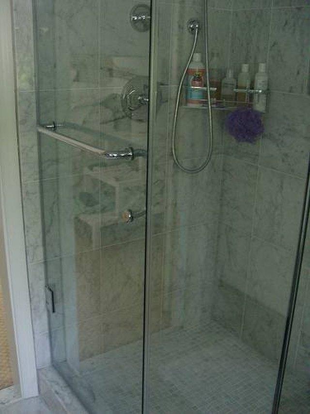 How To Clean Plexiglas Shower Doors Hunker