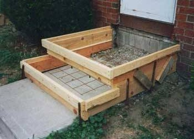 How to Install Concrete Steps | Hunker