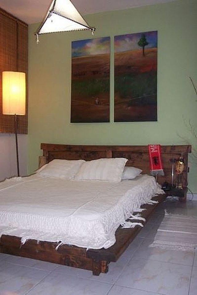 How To Get A Queen Size Bed Up Your Narrow Stairway When
