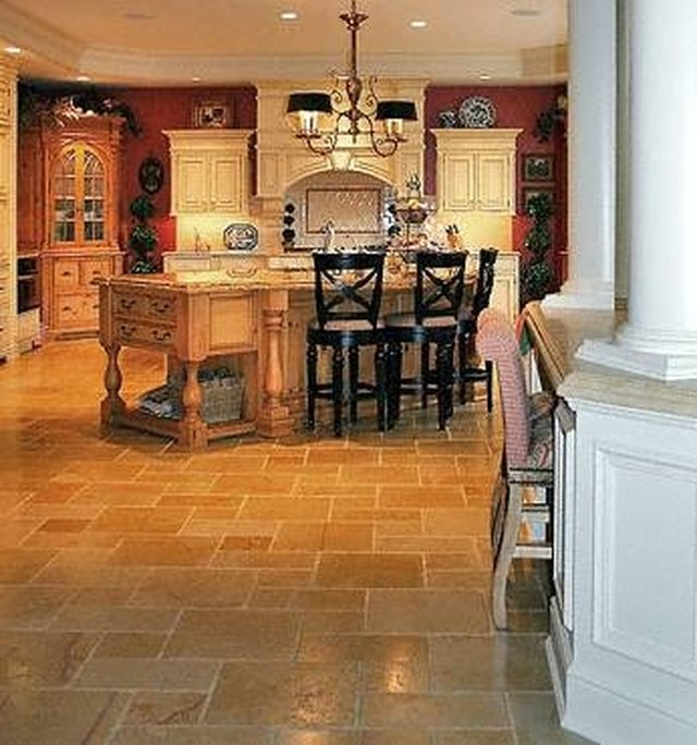 Painted Kitchen Cabinet Ideas Hunker Fascinating Painted Kitchen Cabinets Ideas