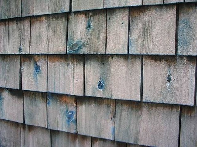 how to remove paint from cedar shingles hunker
