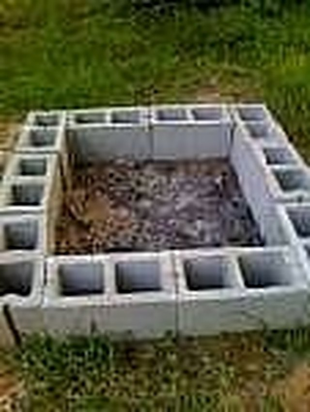 How To Build A Fire Pit In Your Backyard Hunker