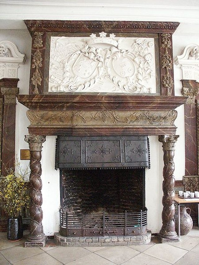 Tips On Painting A Wooden Fireplace Hunker