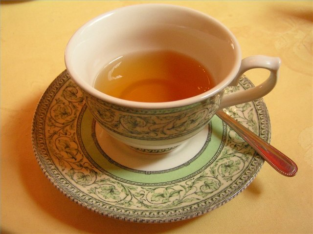 how to get tea stains out of clothes hunker