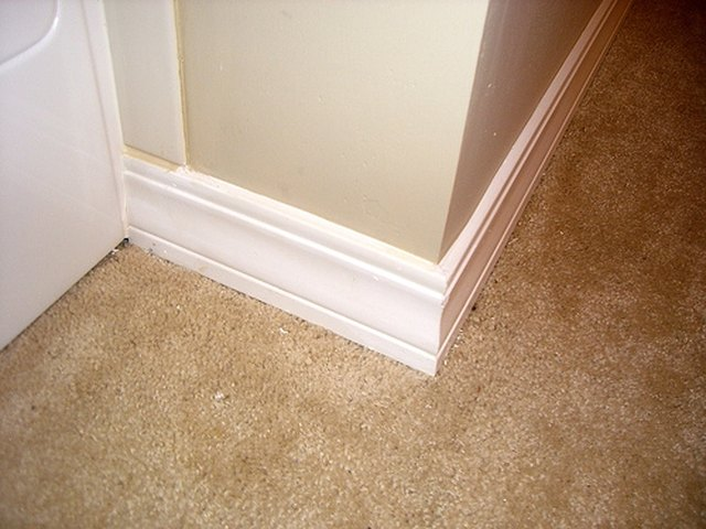 types of baseboard molding