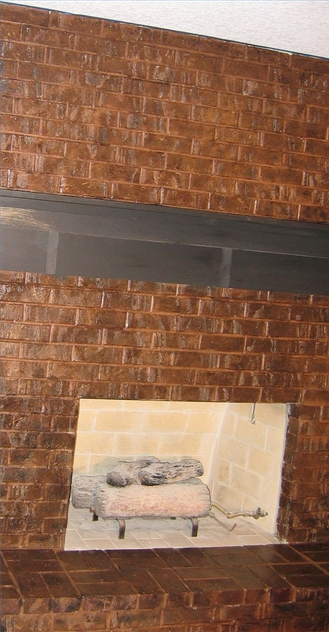 Faux Painting Techniques For Bricks Hunker