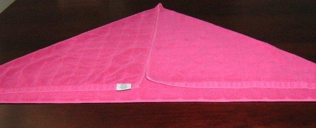 how to fold towel animals hunker. Black Bedroom Furniture Sets. Home Design Ideas