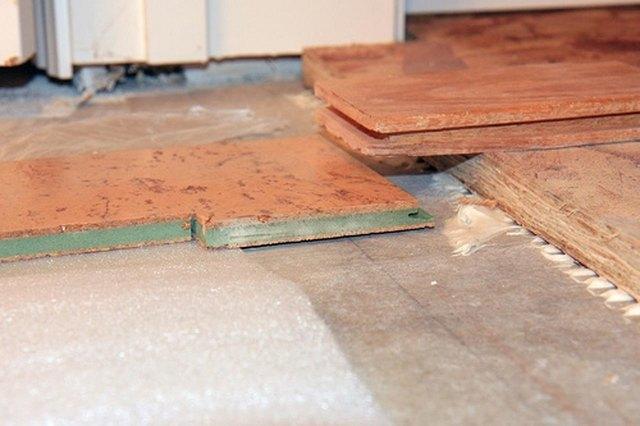 Cork Flooring Vs Laminate Flooring Hunker