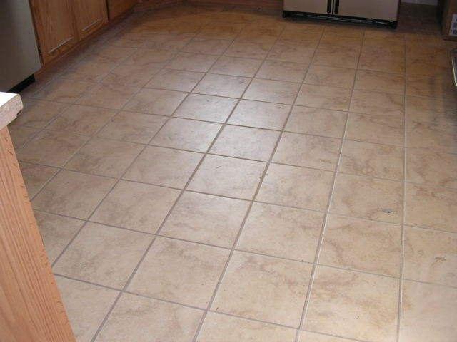 How To Resurface A Tile Floor Hunker
