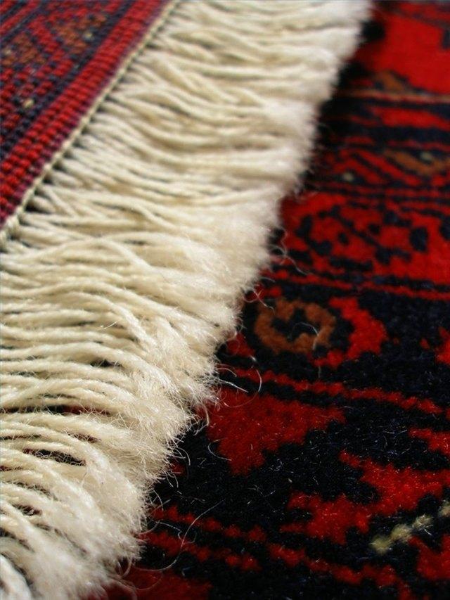 How To Fix An Oriental Rug Fringe Hunker