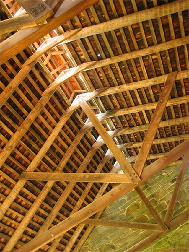 Types Of Roof Trusses Hunker