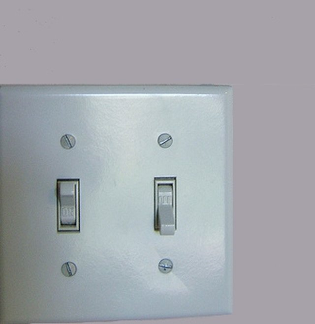 How To Wire Two Light Switches With One Power Supply Hunker