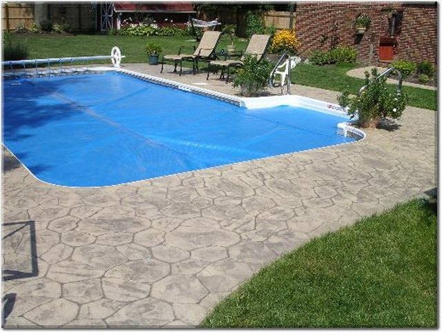 How To Resurface A Concrete Pool Deck | Hunker