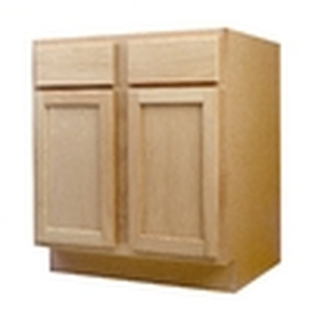 Wonderful Prepare And Paint Vinyl Covered Particle Board Cabinets .