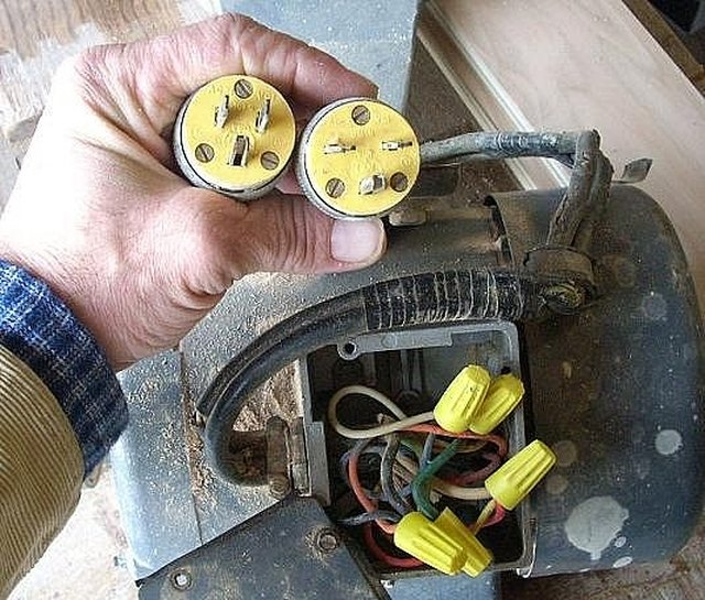 how to wire an electric motor to run on both 110 and 220 volts hunker rh hunker com
