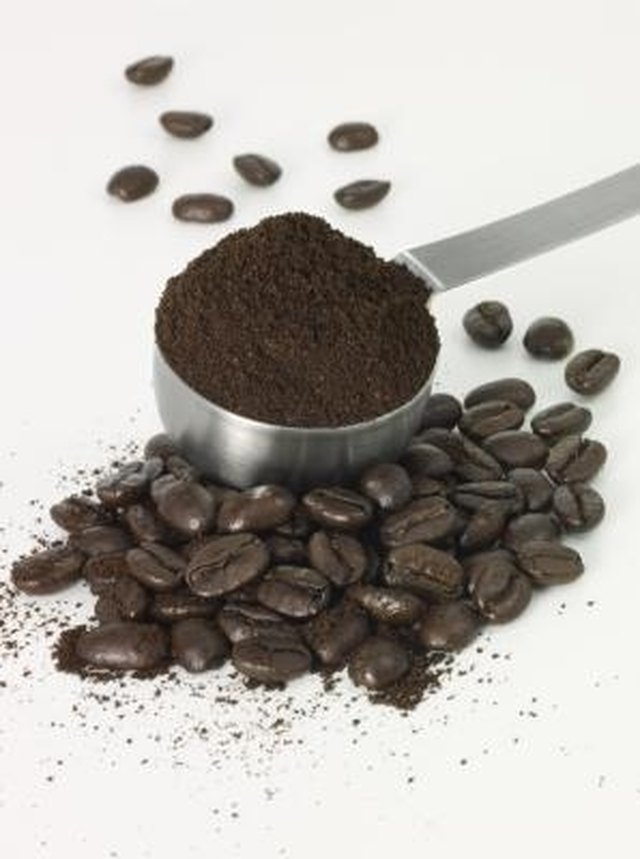 Step 1 Grind Your Coffee
