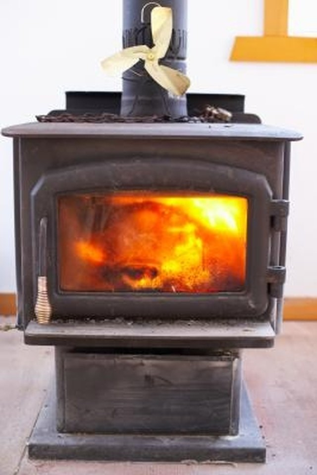 How To Prevent Soot Buildup In Wood Stoves Hunker