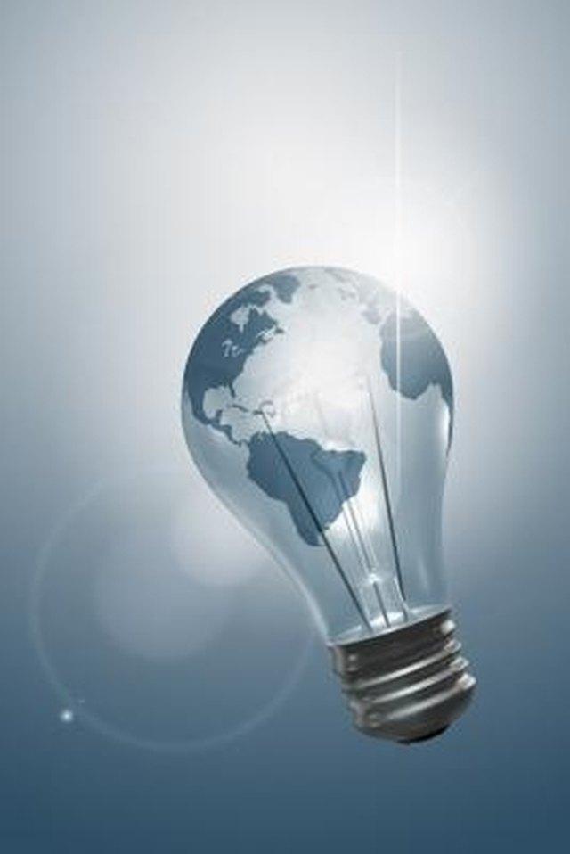 How To Paint Glass Light Bulbs Hunker