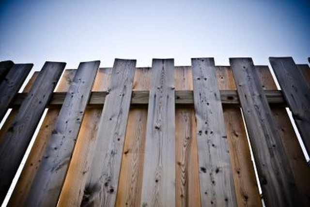How to Sand a Fence | Hunker