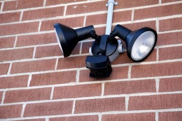 How Do I Turn On My Outdoor Motion Detector Flood Lights