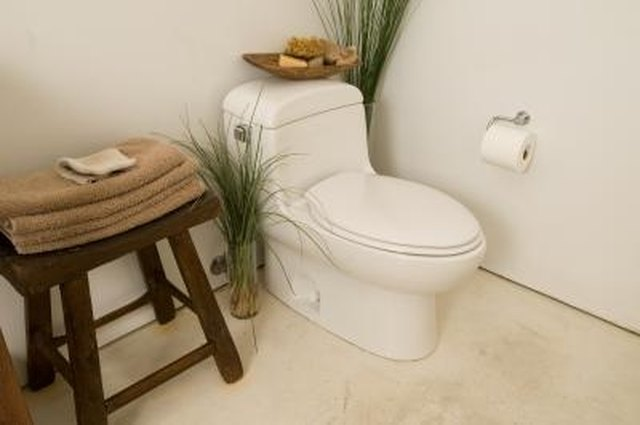 Sewer Smell After The Flushing Toilet Hunker - Sewer odor in bathroom