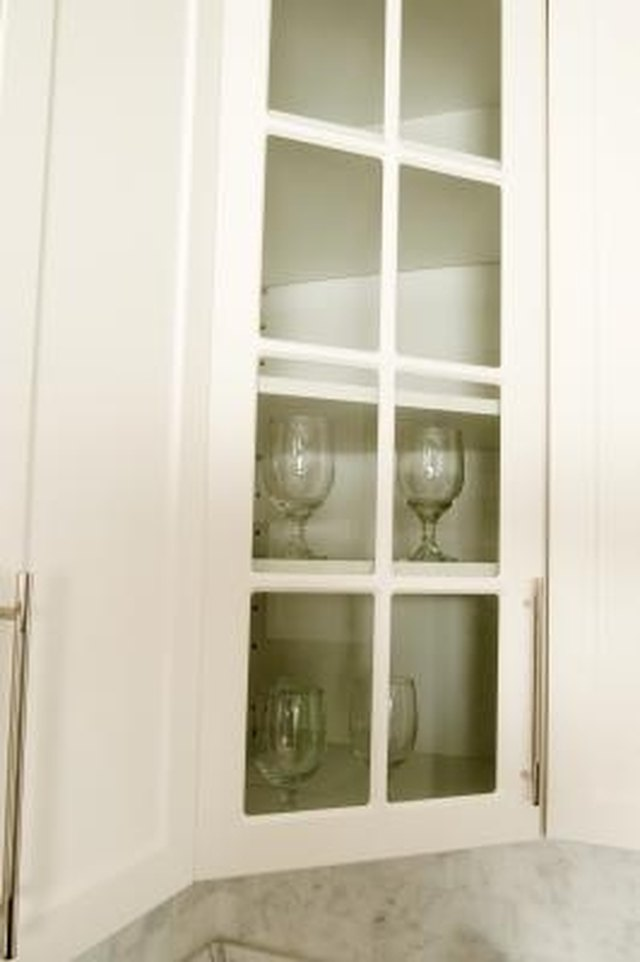How To Repair Replace A Curio Cabinet Glass Hunker