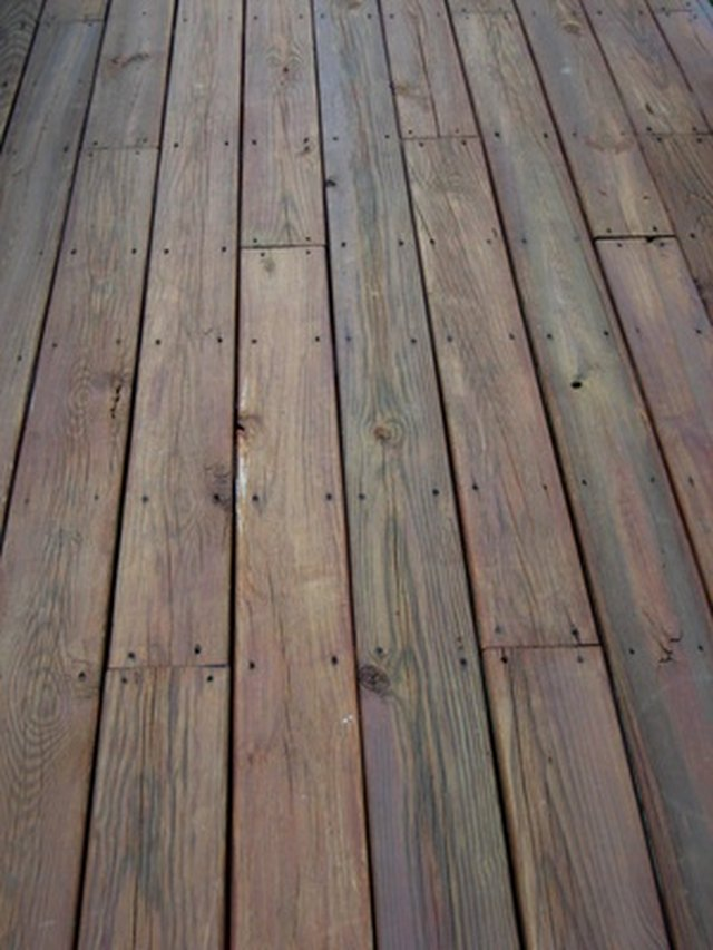 How To Cover A Concrete Porch With Wood Hunker