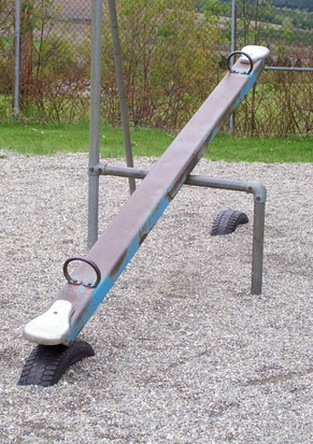 How Do I Build A Teeter Totter Hunker