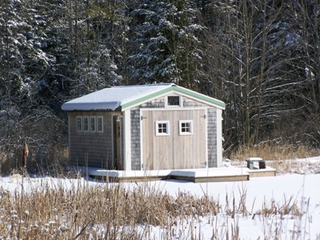 How To Turn A Storage Shed Into A House   Hunker