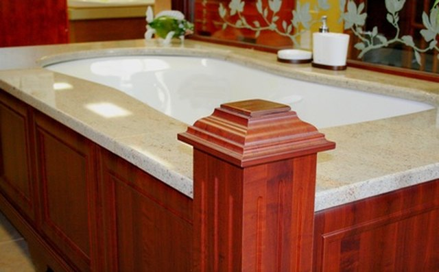 How To Install A Drop In Bathtub Hunker