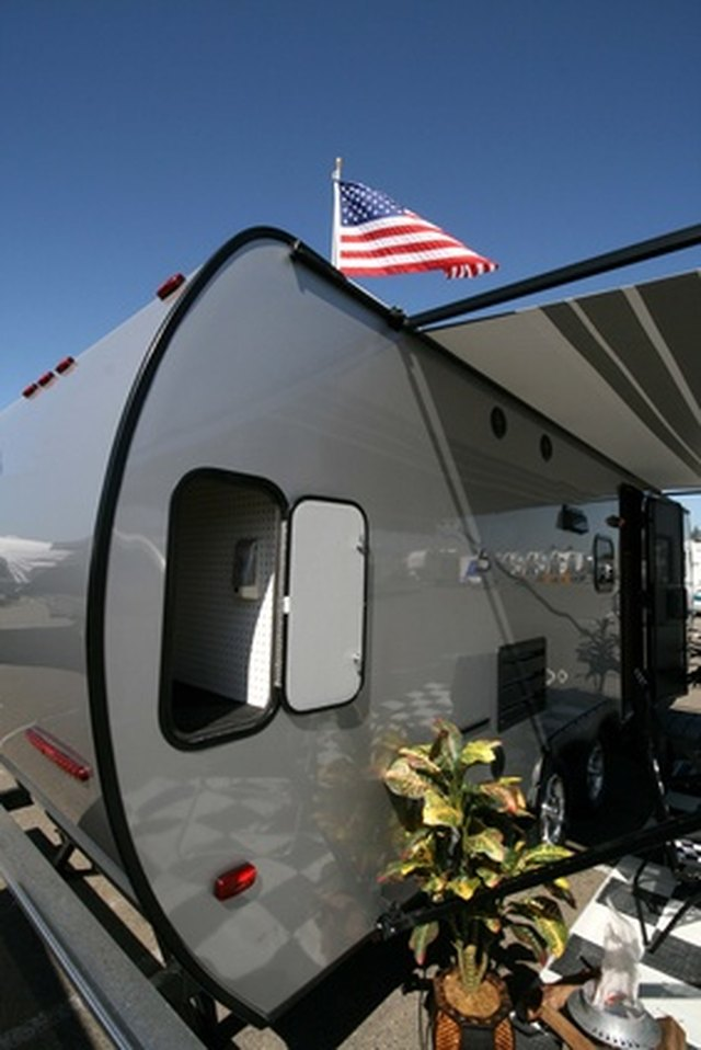 How to Build a Room Onto a Travel Trailer | Hunker