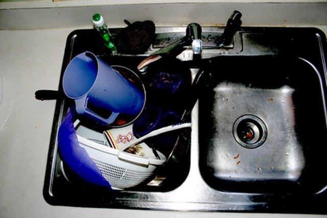 how to drain a kitchenaid dishwasher hunker