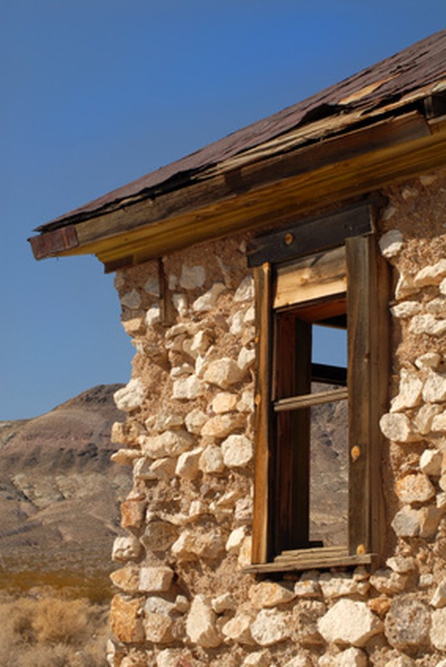 How to Build a Stone Cabin | Hunker
