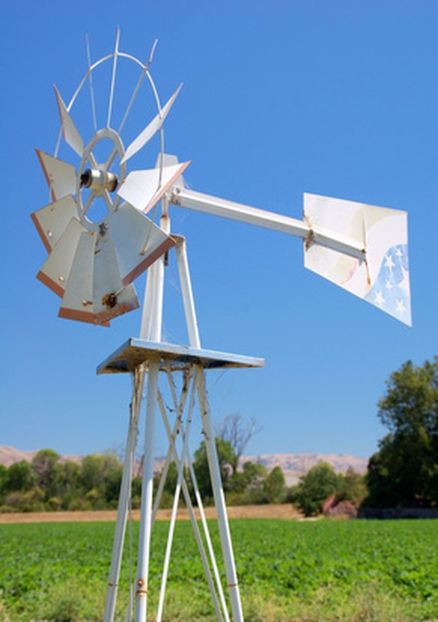 How to Build a Wind Mill Water Pump | Hunker