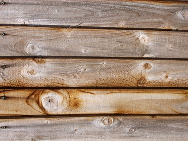 How to Weather New Wooden Fence Planks | Hunker