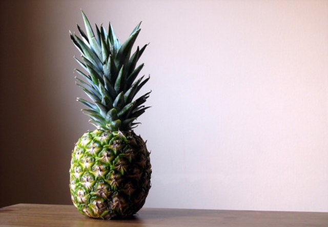 How to Make a Pineapple Centerpiece | Hunker