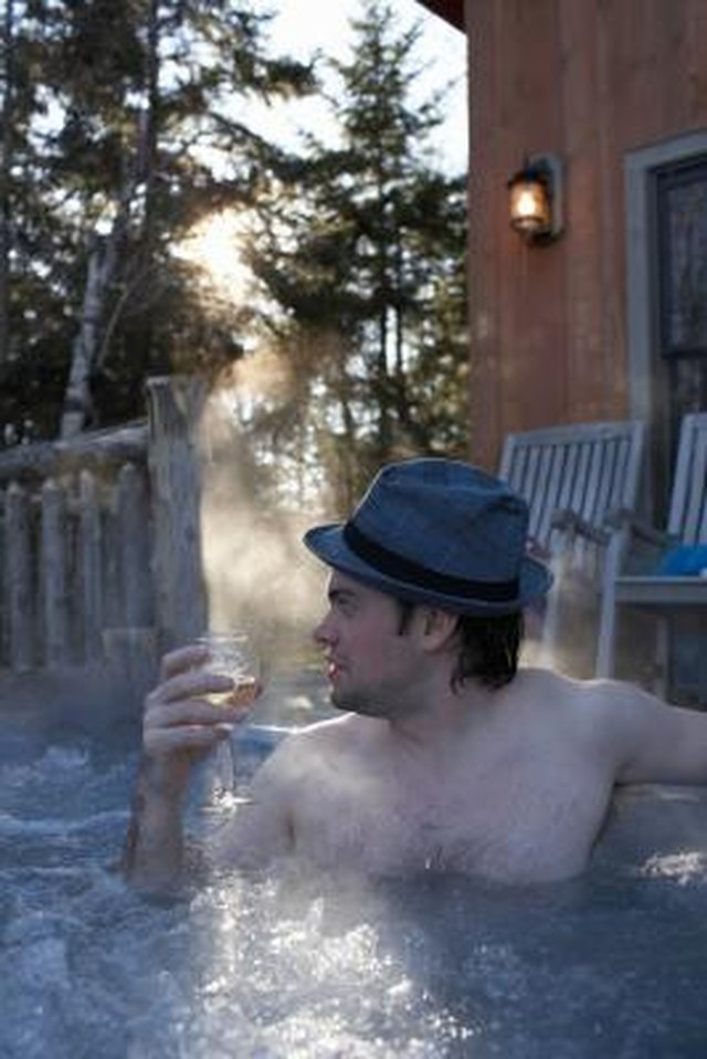 How To Lower The Alkalinity Levels In A Hot Tub Hunker