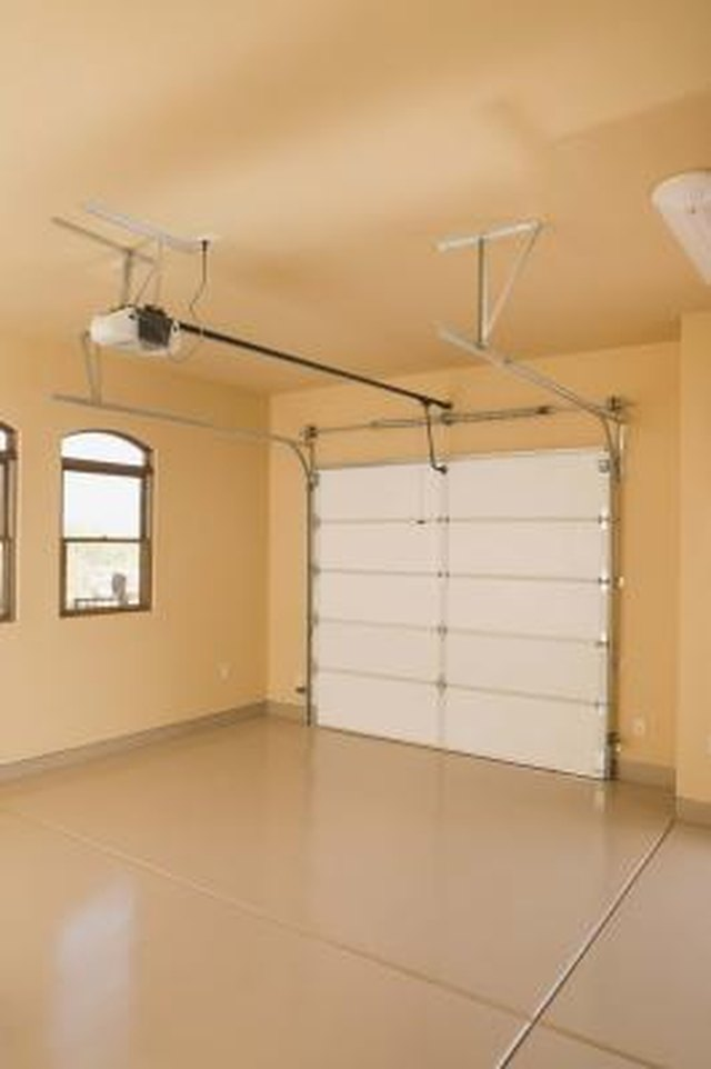 Diy turn a garage into a bedroom living room hunker step 1 solutioingenieria Images