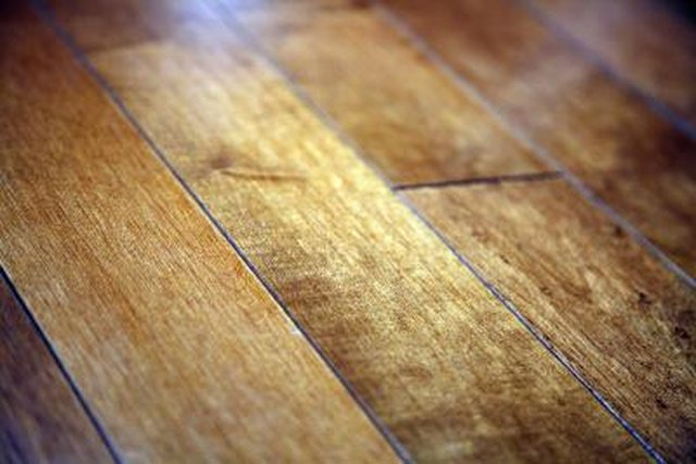 How To Mix Wood Cabinets Wood Flooring Hunker