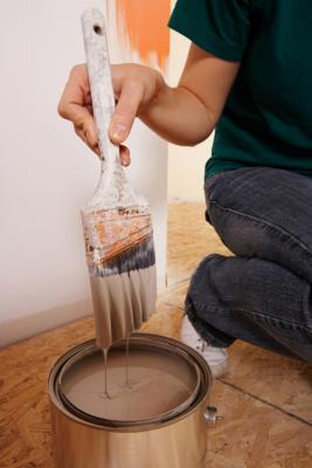 How To Use Paint Thinner To Remove Paint Hunker