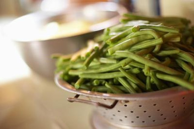 How Long To Can Green Beans In A Hot Water Bath Hunker