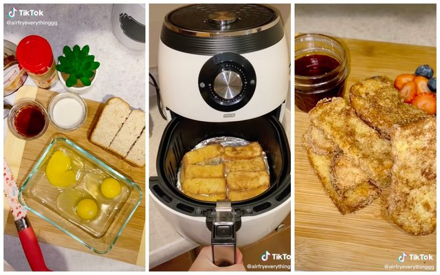 The 7 Most Genius Air Fryer Hacks on TikTok | Hunker