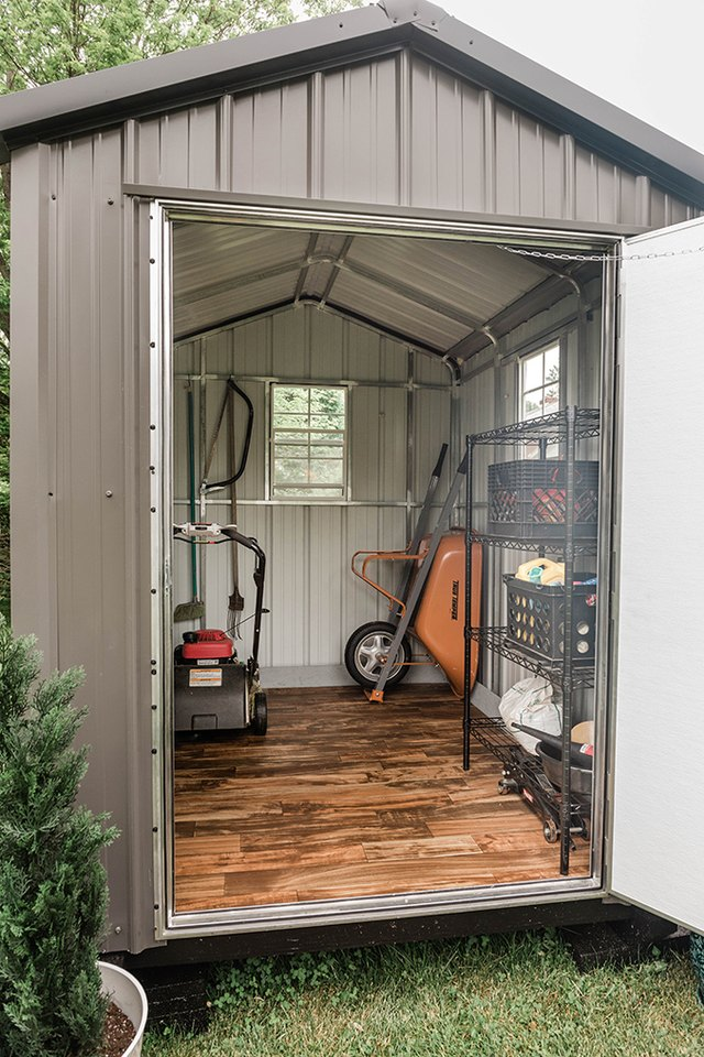 Use These 7 Ideas to Update an Outdoor Shed | Hunker