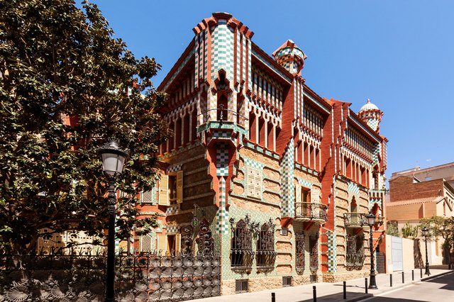 You Can Stay in This Antoni Gaudí Home for the First Time Ever   Hunker