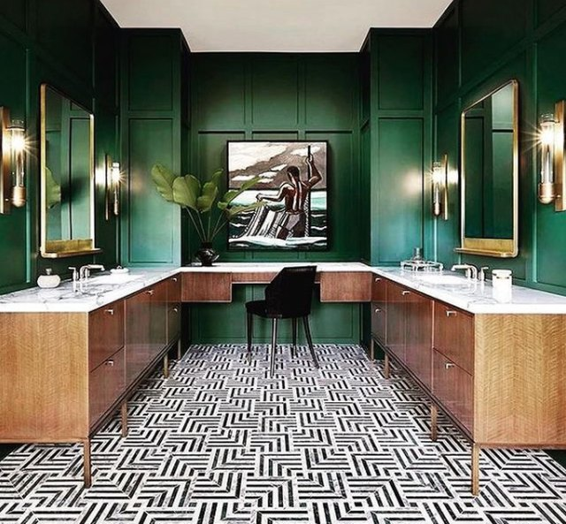 10 Instagram Pics That Prove People Are Creating Glam Rooms | Hunker
