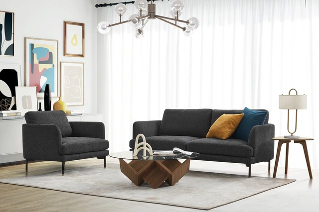 I Finally Found A Couch That Fits In My Studio Apartment | Hunker