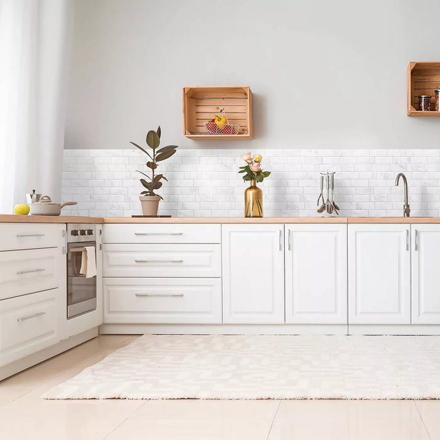 12 Tiles You Will Not Believe Are Peel and Stick | Hunker