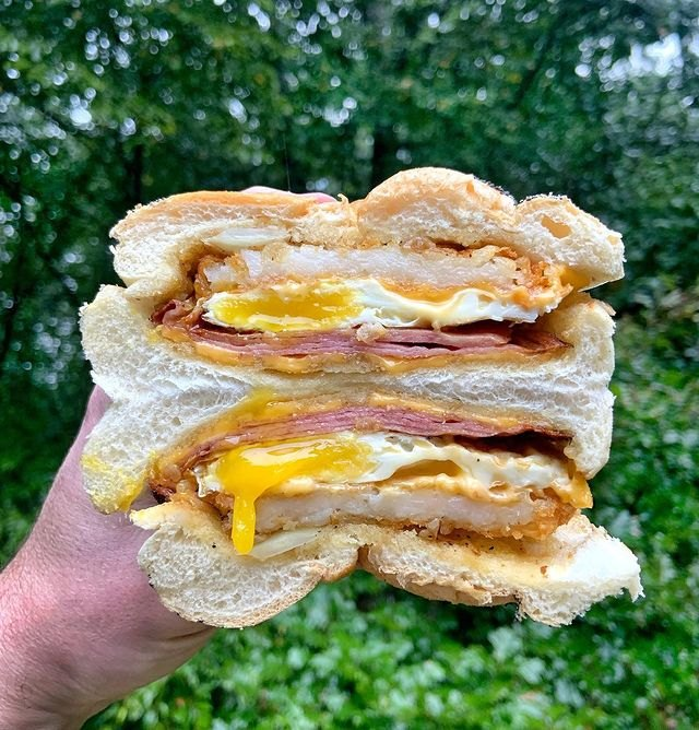This Egg Hack Makes a Breakfast Sandwich in Less Than 10 Minutes   Hunker