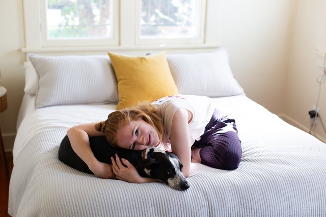 How Gross Is It Actually to Let Your Pets Sleep With You? | Hunker