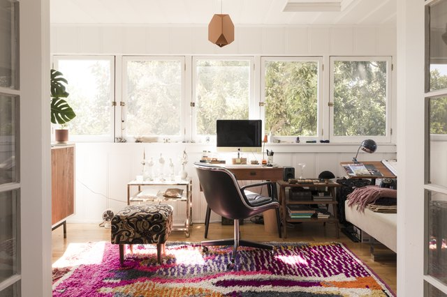 12 Boho Desks to Add to Your Home Office Stat | Hunker